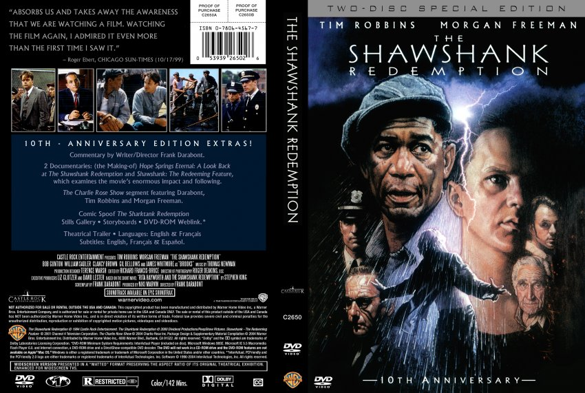Watch The Shawshank Redemption 1994 Full Online